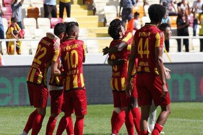Yeni Malatyaspor - Çaykur Rizespor'u 1-0 mağlup etti