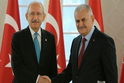 Yıldırım ve Kılıçdaroğlu'ndan görüşme sonrası açıklama