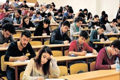 'YKS'de Türkiye ortalamaları yerlerde sürünüyor, başarısızlık diz boyu'