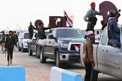 YPG sözcüsü: Erdoğan'ın dedikleri doğru değil, Suriye güçleri Afrin'e vardı