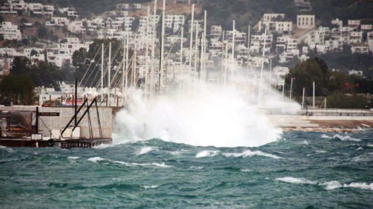 Meteoroloji'den İstanbul için fırtına uyarısı