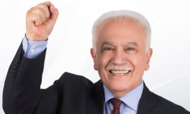 Perinçek'ten HDP'li belediyelere kayyum atanmasına ilişkin açıklama: HDP kapatılmalı