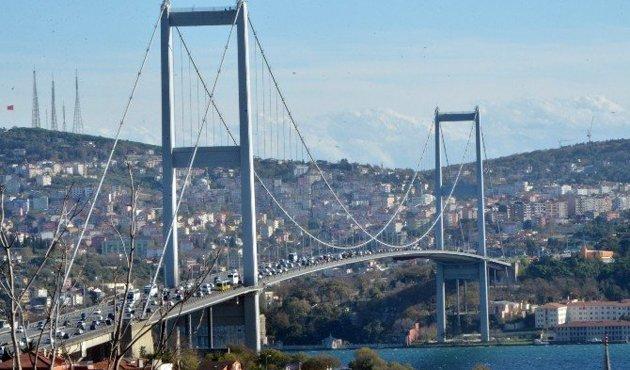15 Temmuz Şehitler Köprüsü'nden geçiş cezaları iptal oldu