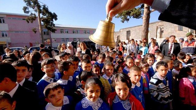 2018-2019 eğitim-öğretim yılı ikinci dönemi başladı