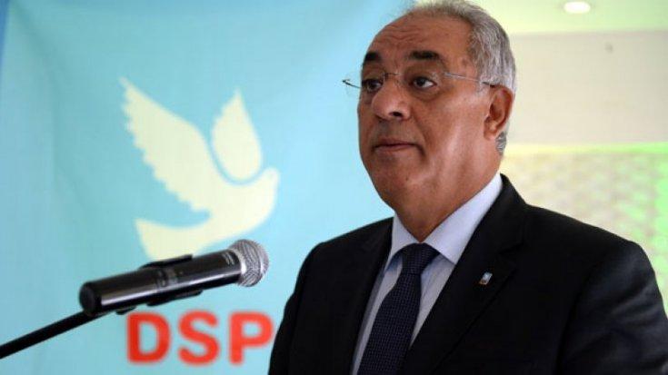 '23 Haziran'da aday göstermeyeceğiz' diyen DSP Genel Başkanı Önder Aksakal, İstanbul adayı Muammer Aydın adaylıktan çekilince mecbur kalmış