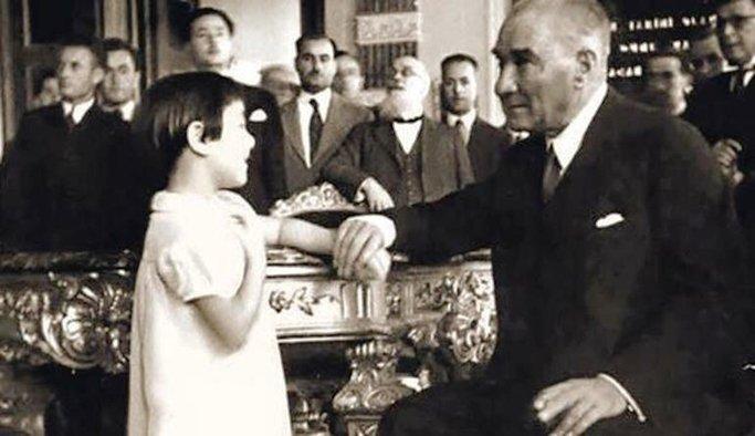 23 Nisan Ulusal Egemenlik ve Çocuk Bayramı'nın 99'uncu yılı