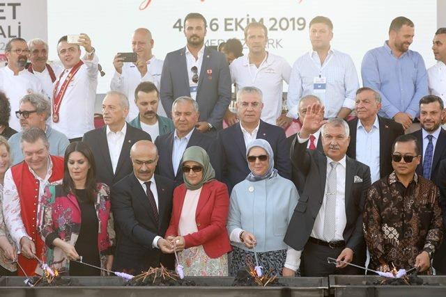 3. Uluslararası Adana Lezzet Festivali başladı