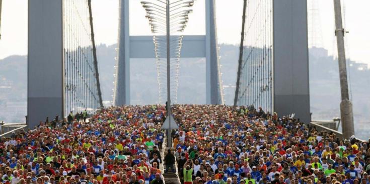 41. Vodafone İstanbul Maratonu'nda birinciler belli oldu