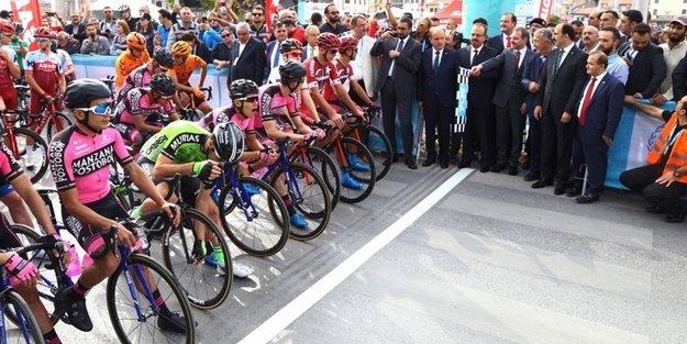 55. Cumhurbaşkanlığı Türkiye Bisiklet Turu 16 Nisan'da başlıyor