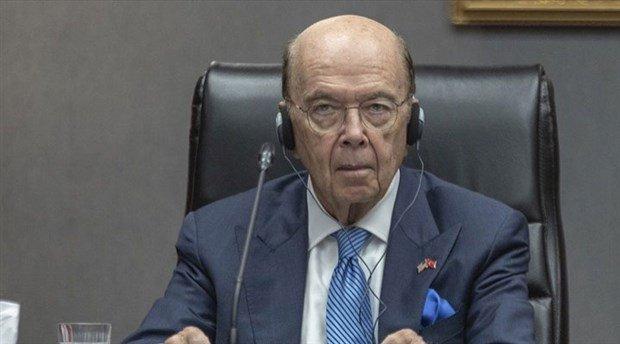 ABD Ticaret Bakanı: Türkiye'ye yaptırımları inceliyoruz