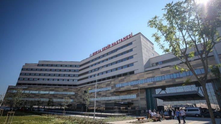 Açıldığı günden 15 gün sonra su basan Bursa Şehir Hastanesi Meclis gündeminde