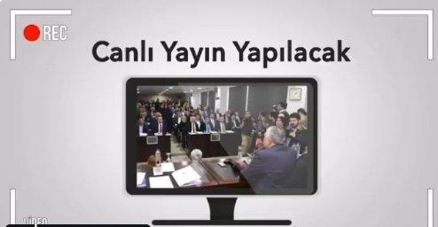 Adana tarihinde bir ilk: İhaleleler artık canlı yayınlanacak