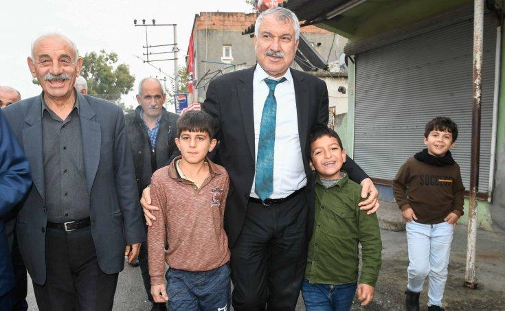 Adana'da hasta vatandaşların suları kesilmeyecek