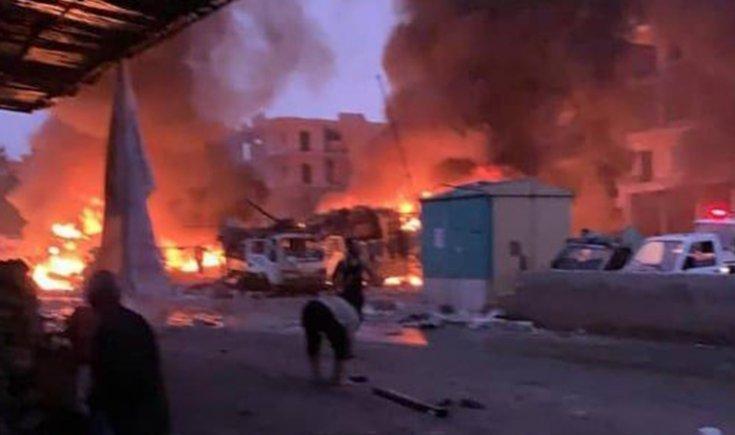 Afrin'de bombalı saldırı: 4 ölü, 12 yaralı