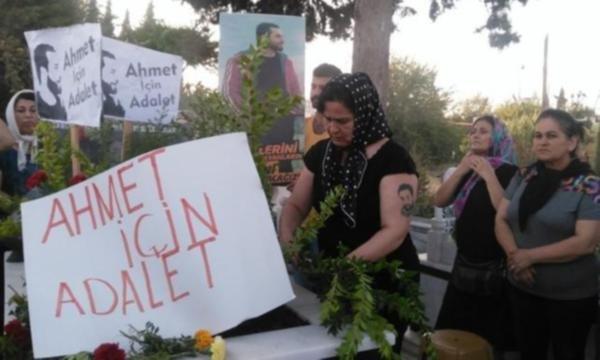 Ahmet Atakan, katledilişinin 6'ncı yılında anıldı