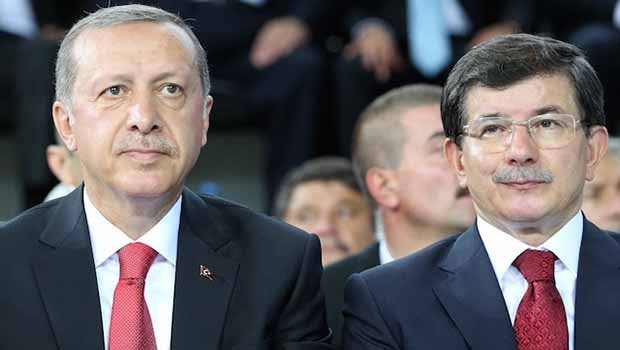 'Ahmet Davutoğlu'na Erdoğan ve arkadaşları darbe yaptı'