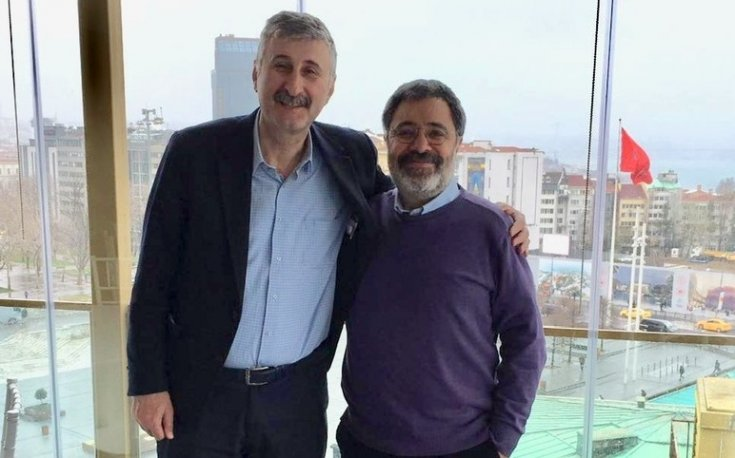 Ahmet Ümit'ten Alper Taş'a destek çağrısı: 'Beyoğlu'na yeniden renk gelecek'