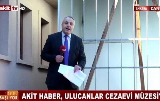 'Türk kamuoyu Kılıçdaroğlu'nun idam edilmesini istiyor' diyen Akit TV muhabiri Mehmet Özmen hakkında soruşturma açıldı