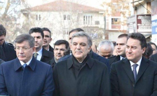 AKP, Gül, Davutoğlu ve Babacan'ı 18. kuruluş yıl dönümü etkinliğine davet etmedi