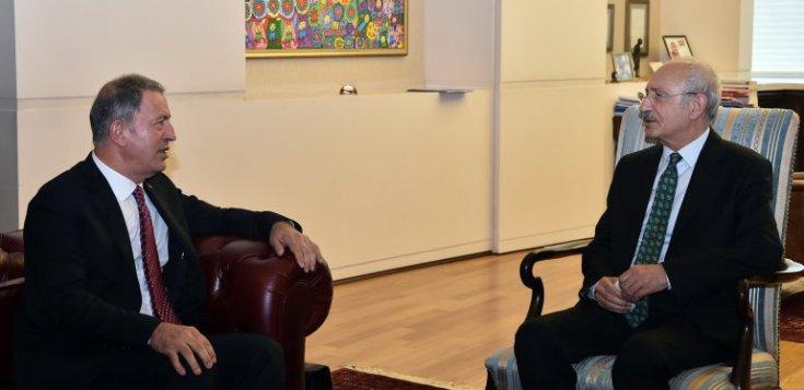 AKP, Şam yönetimiyle görüşme kararı aldı