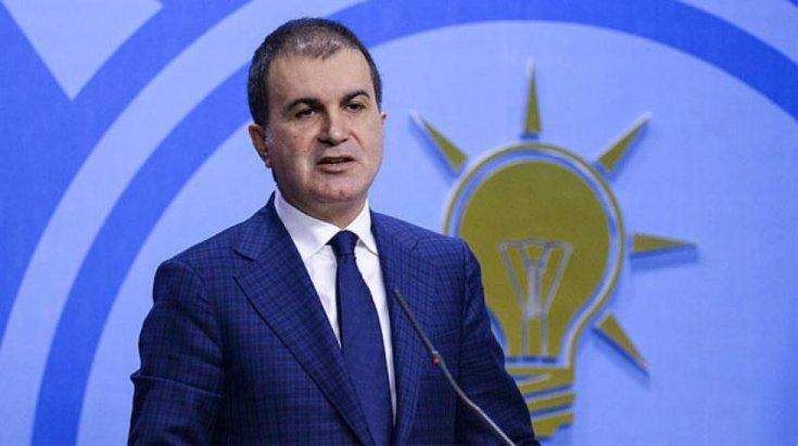 AKP Sözcüsü Çelik: 'Erdoğan termik santrallerin baca filtresi takılmadan 2,5 yıl daha çalışmasını içeren yasayı veto etti'