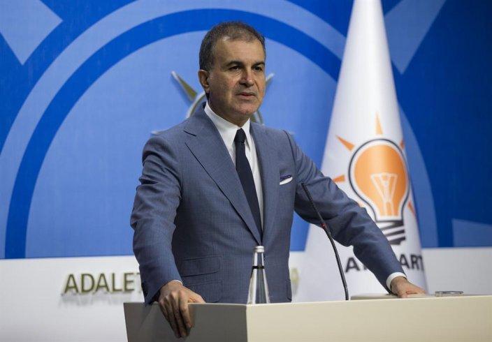 AKP Sözcüsü Çelik: Atatürk'ün mirasını korumak için İş Bankası hisselerinin CHP'de olmaması gerekir