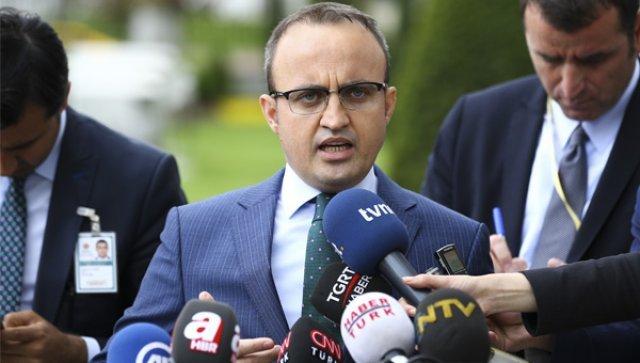AKP'li Bülent Turan: Erdoğansız bir hiçim