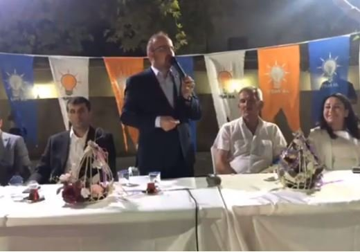 AKP'li Bülent Turan'dan CHP'lilere hakaret