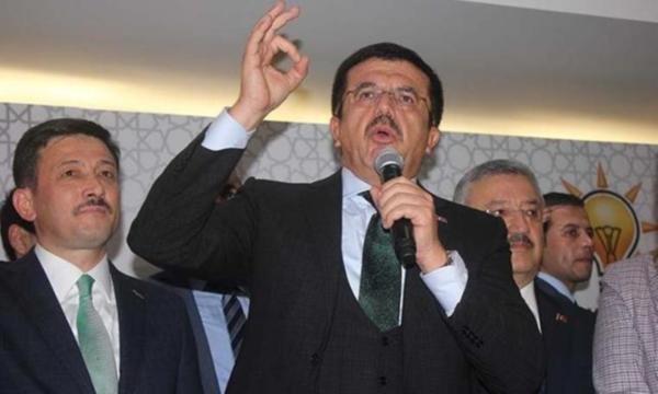 AKP'li Nihat Zeybekci: İzmir şarabını uluslararası marka yapacağım