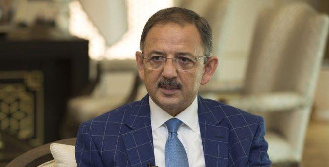 AKP'li Özhaseki: FETÖ ile kararlılıkla mücadele edildiğine inanıyorum