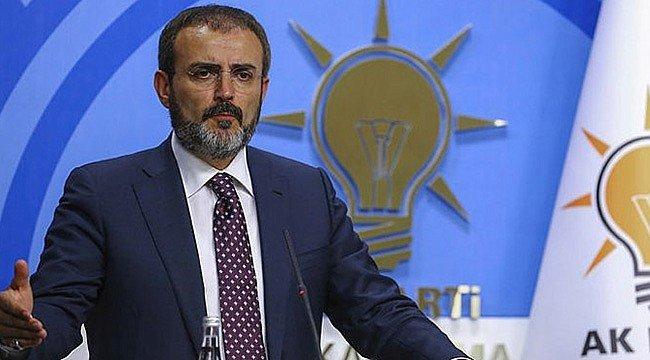 AKP'li Ünal: En ufak meselede ortalığı ayağa kaldıran sanatçılarımız neredeler