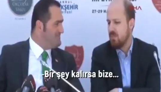 AKP'nin Beyoğlu adayı ile Bilal Erdoğan arasında 'rant' sohbeti: Şu kentsel dönüşümden bize bir iki bina kalırsa...
