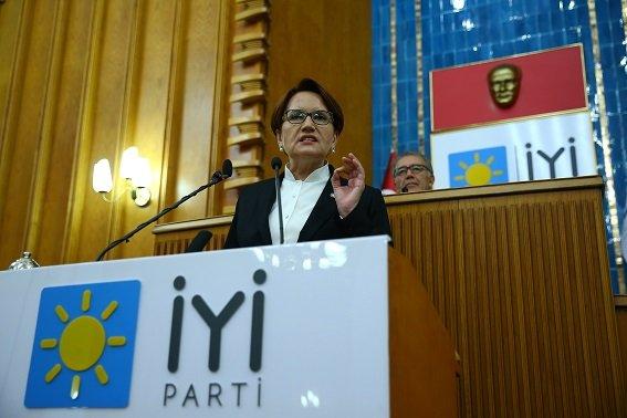 Akşener: 17 yılın sonunda Türkiye'yi 2001 yılına geri döndürdüler