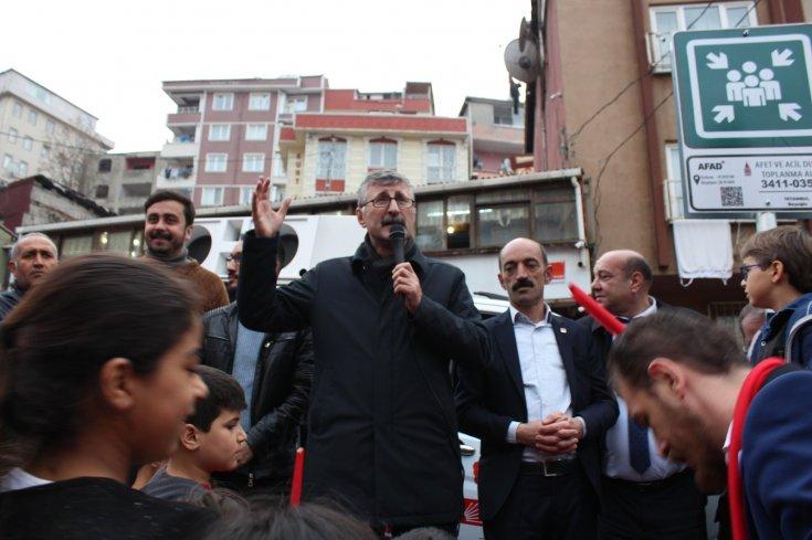 Alper Taş: Beyoğlu'nu yönetenlerin 'halk bir şeyden anlamaz' anlayışına son vereceğiz