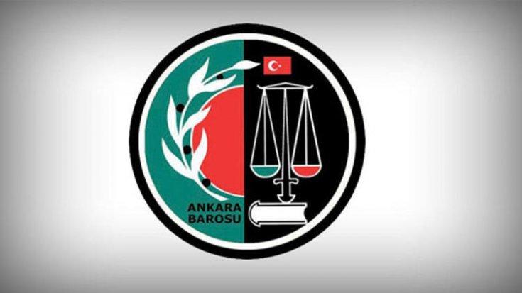Ankara Barosu, Turgay Güler ve Kılıçdaroğlu'na saldıranlar hakkında suç duyurusunda bulundu