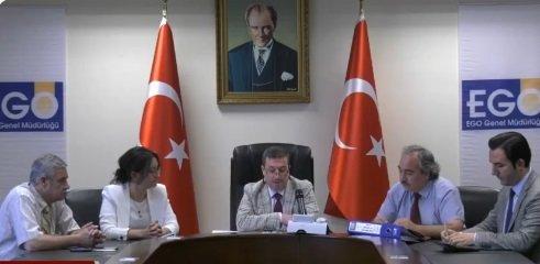 """Ankara Büyükşehir Belediyesi """"Yaş meyve ve sebze alım"""" ihalesini canlı olarak yayımladı"""