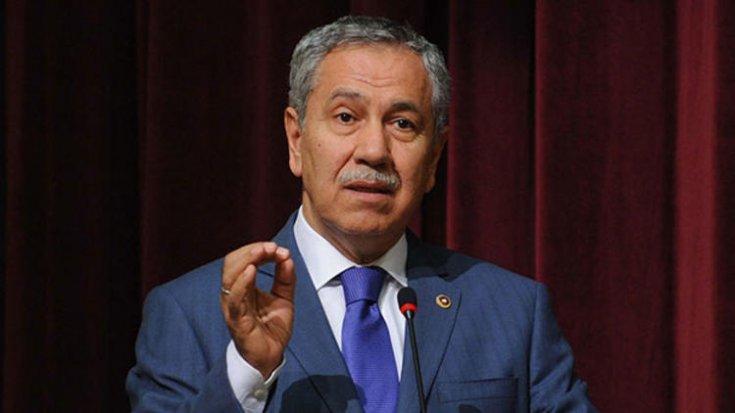 Arınç: Ankara ve İstanbul'un çok az oy farklarıyla kaybedilmiş olmasını başarı olarak göremeyiz