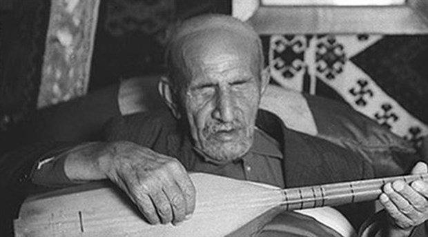 Aşık Veysel 125 yaşında