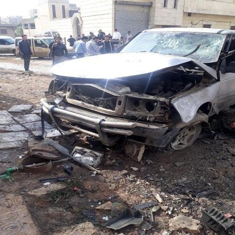 Azez'de SMO üssüne saldırı: 4 ölü 7 yaralı