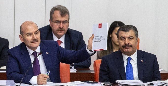 Bakanı Soylu'dan CHP'ye 'Las Tesis' tepkisi: 'Eğer dans da olacaksa hepimiz dans edelim'