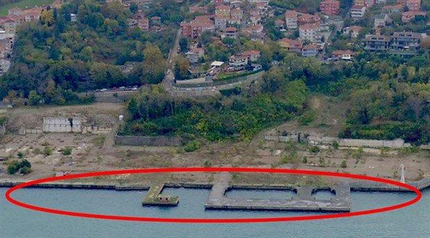 Bakanlık, Torunlar'ın İstanbul Boğazı'na yapacağı bin metrekarelik iskele projesi için 'ÇED gerekli değil' dedi