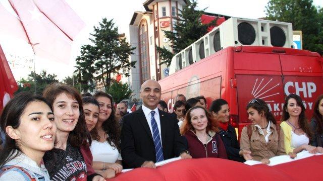 Bakırköy Belediyesi'nden ''Gençlik Şöleni''