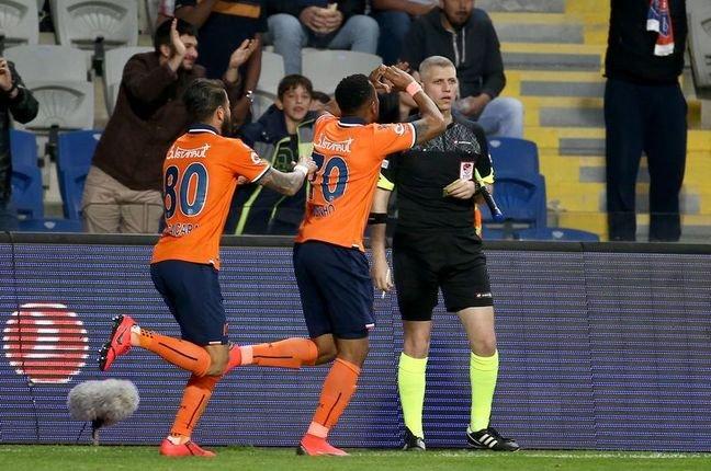 Başakşehir, Ankaragücü'nü 2-1 mağlup etti