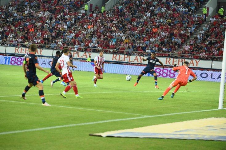 Başakşehir, Şampiyonlar Ligi'ne veda etti