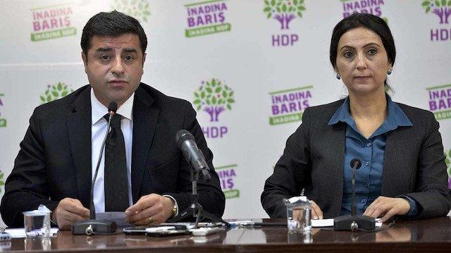 Başsavcılıktan Demirtaş ve Yüksekdağ'ın tutuklanması kararına ilişkin açıklama