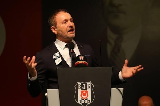 Beşiktaş Başkan Adayı Hürser Tekinoktay'ın listesi belli oldu