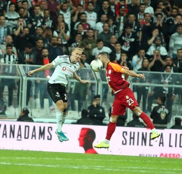 Beşiktaş-Galatasaray: 1-0