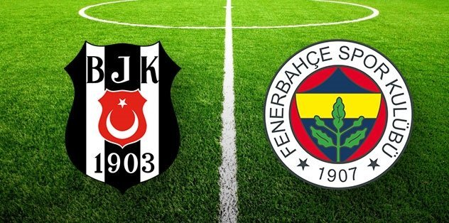 Beşiktaş ile Fenerbahçe, 349. kez karşı karşıya geliyor
