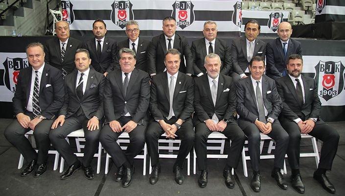 Beşiktaş Kulübü'nün olağan seçimli genel kurulunda Fikret Orman yeniden başkan