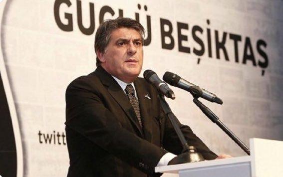 Beşiktaş spor kulübü başkan adayı, Serdal Adalı yönetim listesini açıkladı